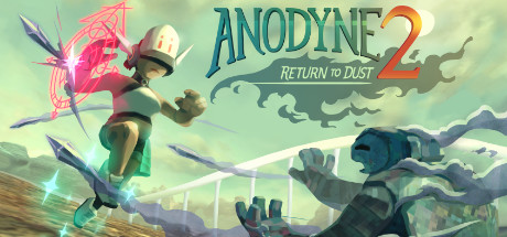 Thumbnail for post: Anodyne 2: Return to Dust is a Strange Combination of 2D and 3D