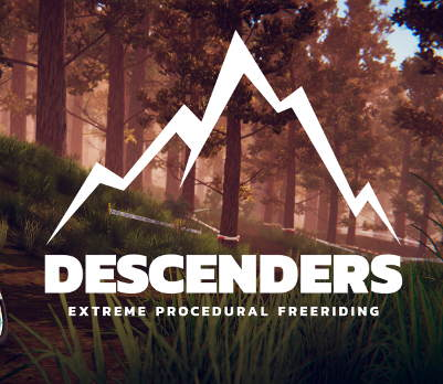 Thumbnail for post: Downhill mountain biking game Descenders leaves early access