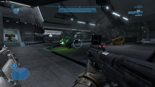 Thumbnail for post: Halo: Reach running on Linux