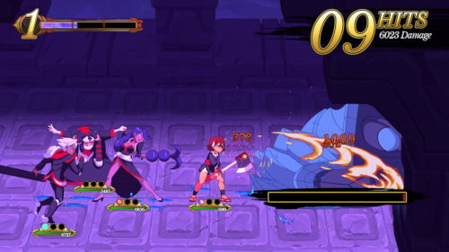 Thumbnail for post: Indie RPG Indivisible gets 4-player coop and NG+