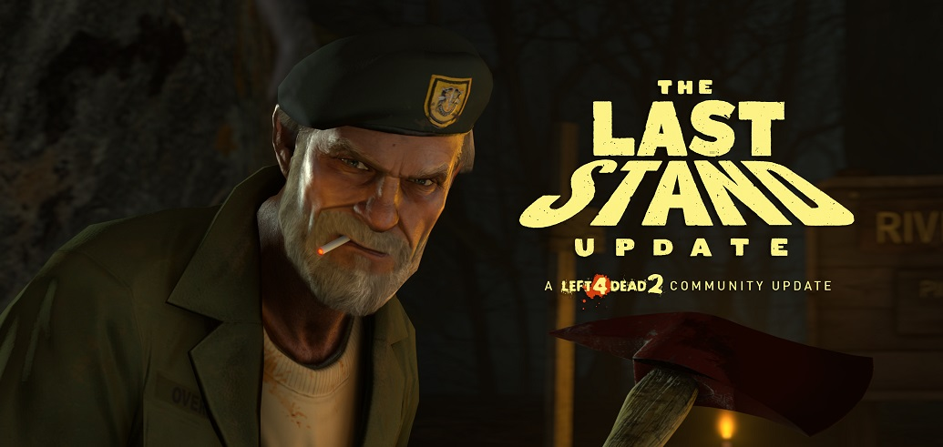 Left 4 Dead 2 The Last Stand promo art