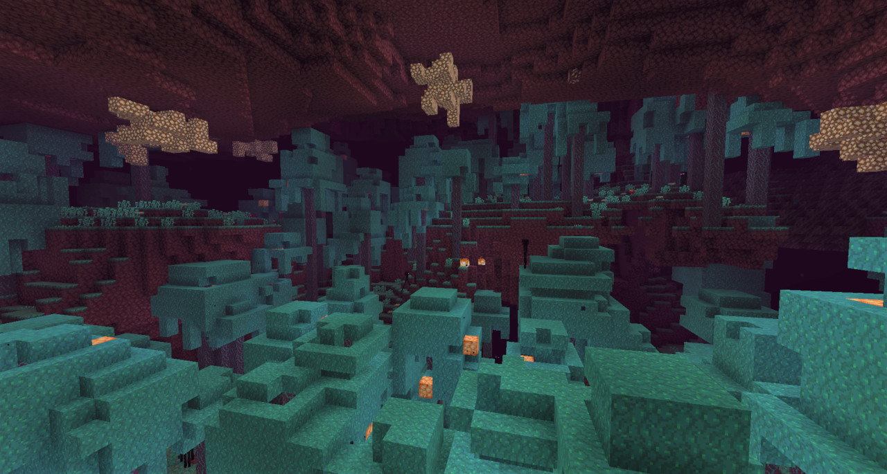 Minecraft Nether Update screenshot