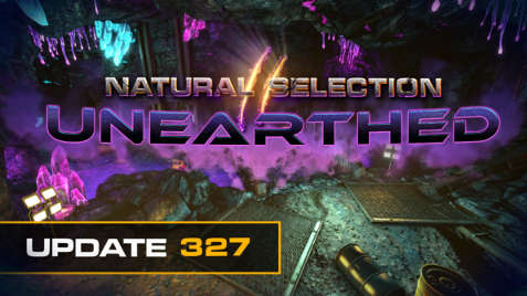 Thumbnail for post: Natural Selection II continues to get updates with Unearthed patch