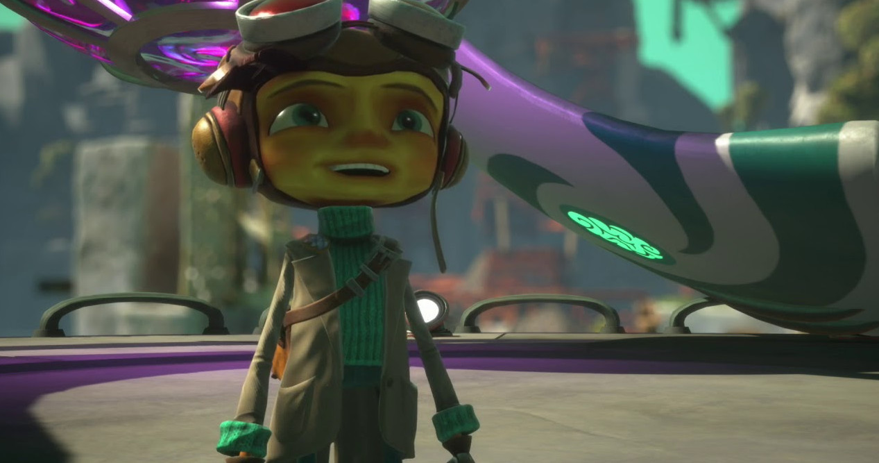 Psychonauts 2 screenshot