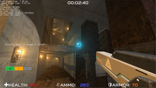 Thumbnail for post: rg3d is an open source 3D game engine written entirely in Rust