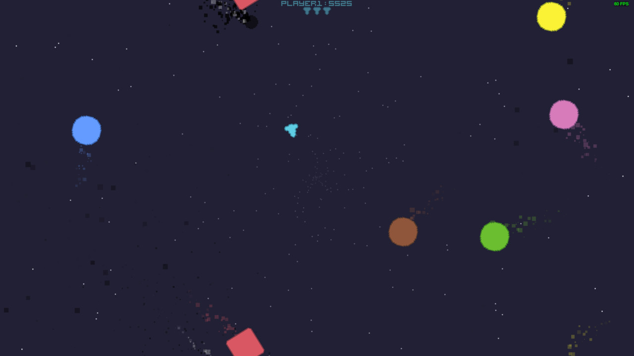 Space Shapes screenshot
