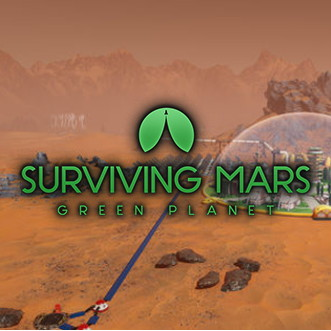 Thumbnail for post: Surving Mars: Green Planet is a new DLC concentrating on terraforming