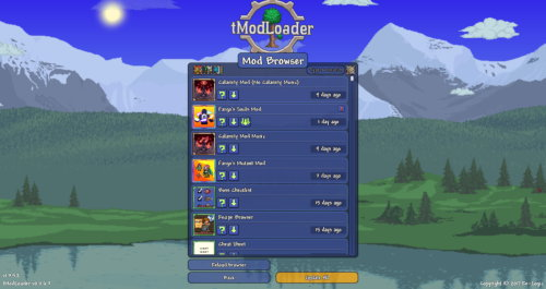 Thumbnail for post: Terraria bringing community-made tModLoader to Steam as DLC