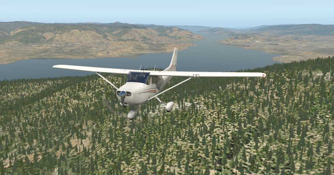 X-Plane 11.50 screenshot